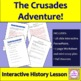 Why did people go on Crusade in the Middle Ages INTERACTIV