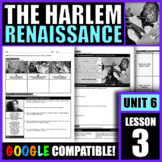 Why did the Harlem Renaissance take place during the 1920s