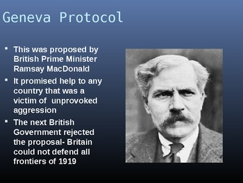 Why did the League of Nations fail to preserve peace? PowerPoint Presentation