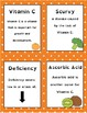 Why did the Pilgrims Get So Sick? A Food & Nutrition Unit on Vitamin C