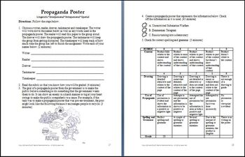 Why did the US Enter WWI? Lesson Plan & PowerPoint BUNDLE