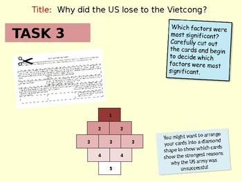 Why did the US lose to the Vietcong?