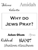Why do Jews pray?