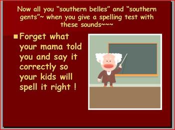 Why do southerners have so much trouble with the short e sound in pen?