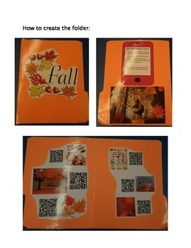 Why do the Leaves Fall QR Codes