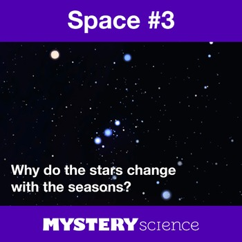 Space NGSS:Seasons & Earth's Revolution ❤ BUNDLE:Activity,