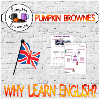 Why do we learn English?