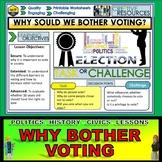Why do we vote?