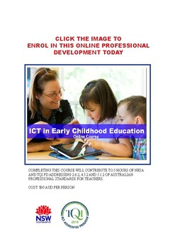 Benefits of Technology in Early Childhood Education PDF