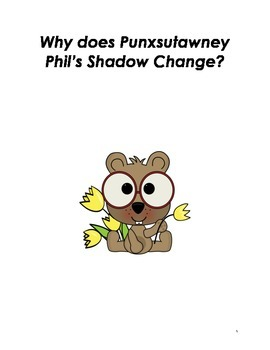 Why does Punxsutawney Phil's Shadow Change? Groundhog Day Science!