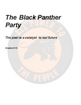 Why don't we learn about the Black Panther Party?