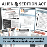Why has the Alien Enemy Act and similar acts been utilized