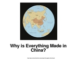 Why is Everything Made in China?