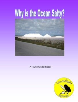 Why is the Ocean Salty? (850L) - Science Informational Text Reading Passage