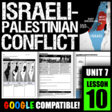 Why is there conflict in Israel-Palestine?