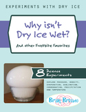 Why isn't Dry Ice Wet? & Other Frostbite Favorites | 8 Science Experiments | CO2