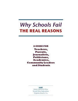 Why schools fail: the REAL reasons