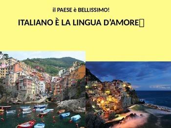 Why study Italian? Advantages to learning Italian!