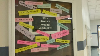 Why study a foreign language bulletin board