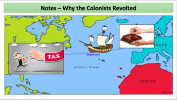 Causes of the American Revolution (LP + Docs + PPT)