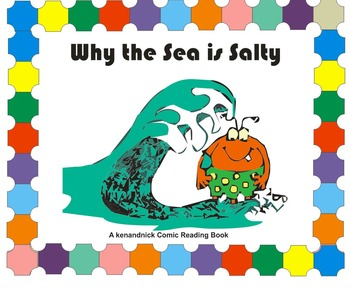 Free Comic Story - Why the Sea is Salty