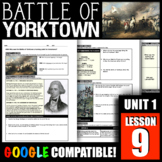 Why was the Battle of Yorktown a turning point for Americans?