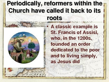 Why was there a Reformation?