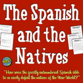 Conquistadors: Why were the Spanish able to easily defeat the natives? A DBQ!