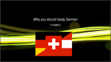 Why you should study German
