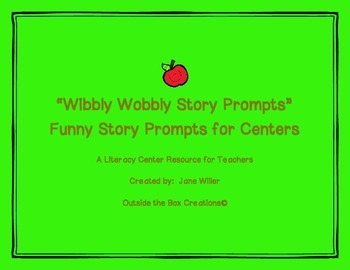 Wibbly Wobbly Story Prompts