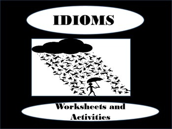 ESL: Idiom Activities