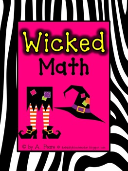 Wicked Math Centers