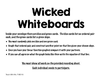 Wicked Whiteboards