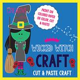 Wicked Witch Wizard of Oz Craft