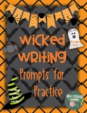 Wicked Writing: Prompts for Practice