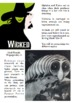 Wicked by Gregory Maguire Anti-Semitic / Animal Rights Project