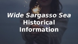 Wide Sargasso Sea Background PPT (Part 1) with Worksheet