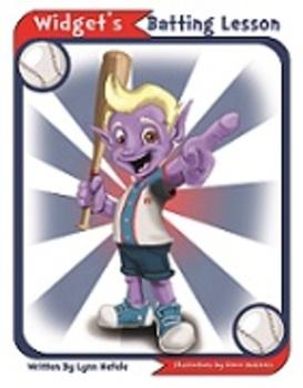 Widget's Batting Lesson - Teacher Resource