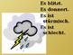 Wie ist das Wetter (Weather in German) power point