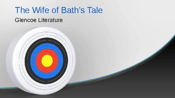Wife of Bath's Tale - Animated PPT Quiz