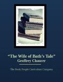 """Wife of Bath's Tale"" -- Geoffrey Chaucer -- Short Story"