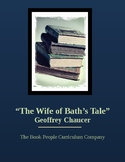 """Wife of Bath's Tale"" -- Geoffrey Chaucer -- Short Story"