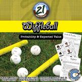 Wiffleball -- Sports-Based Theoretical v. Experimental Probability Stats Project