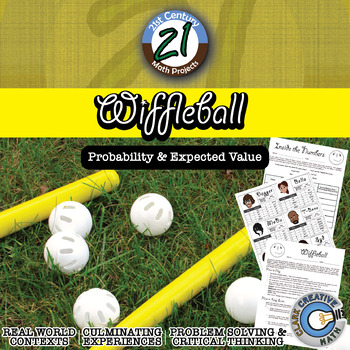 Wiffleball -- Theoretical & Experimental Probability - 21st