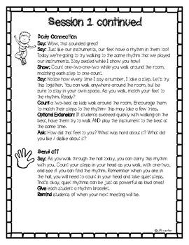 Wiggle Band Self Regulation Small Group for Counseling