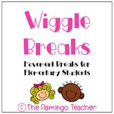 Wiggle Breaks: Movement Breaks for Elementary Students