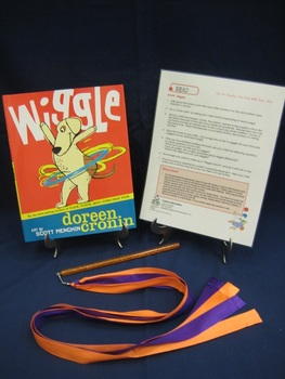 Wiggle English parent pack