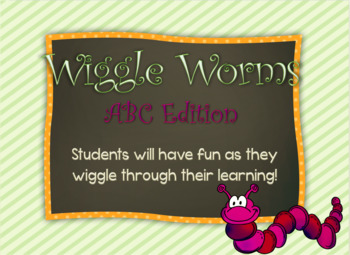 Wiggle Worms ABCs