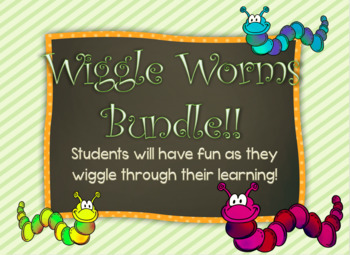 Wiggle Worms Bundle