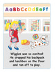 Wiggles First Day of School - Picture Book